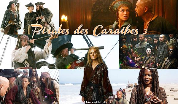Pirates des caraïbes 3 - Jusqu'au bout du monde