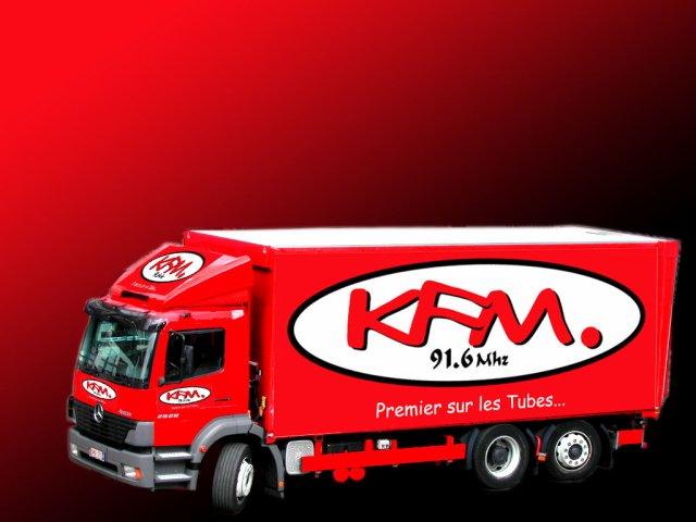 KFM premier sur les tubes