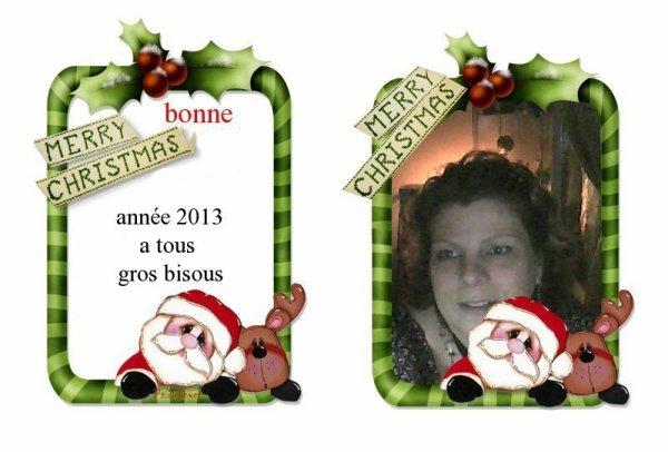 BONNE FIN D'ANNEE 2012 ET UNE BONNE ANNEE 2013 A TOUS