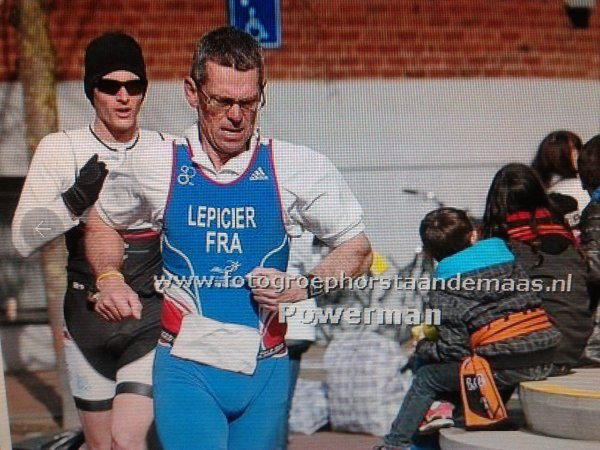 EUROPE DE DUATHLON LONGUE DISTANCE