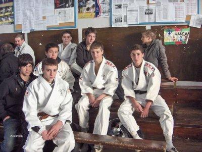 club judo limoges