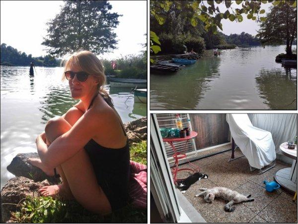 Un peu de rab de vacances au Lac d'Aiguebelette