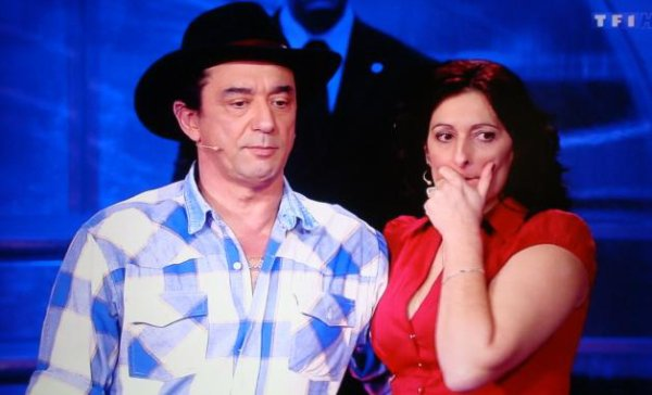 JOEL ET  NATHALIE A MONEY DROP SUR TF1