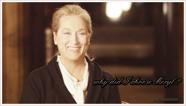 ___________________________________________________________________________________________________  __• • • MerylWEARSprada your one and only source about the incredible Meryl Streep. _______________________( ♥ )__  __+__b l o g ` s__||__posté_le_30.10.10 .___________________________________________________________ Par Lou'. ______________________________________________________________________