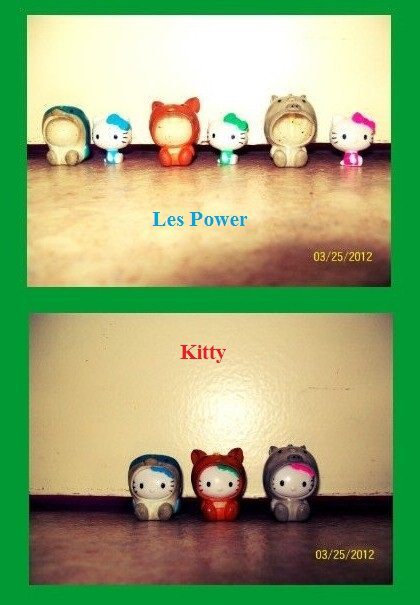 Les power kitty