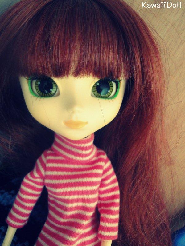 Amy, 2ème pullip