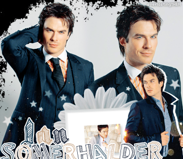 EVERLASTINGTHEM | Ian Somerhalder________________________________________________Creation_ | _Décoration_