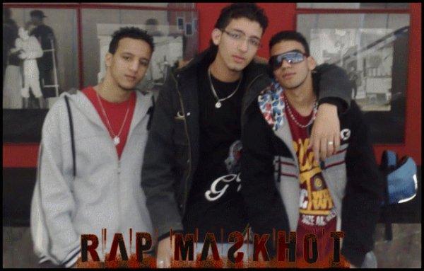 Dmou3-L-Mic Feat Sif Din - Rap Maskhot