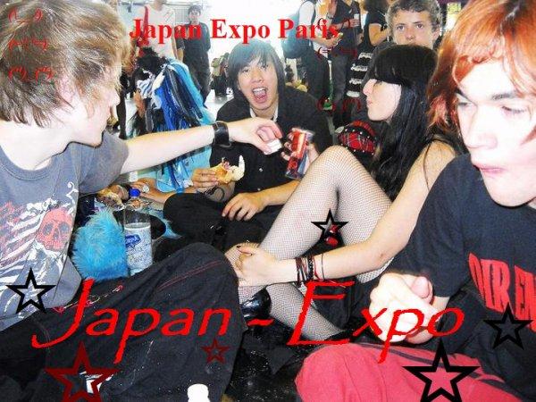 Délire  Spécial Japan Expo <3