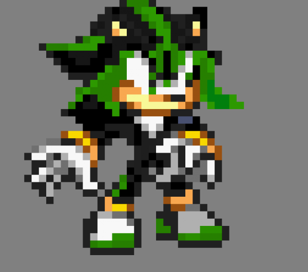 Matrix The Hedgehog