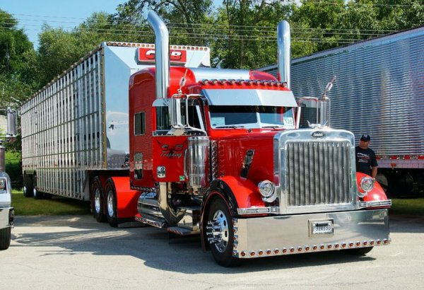 Camion américain
