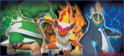 Torterra simiabraz ou pingol on viva pok mon - Pokemon pingoleon ...