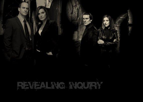 Revealing inquiry.לגלות חקירה Chapitre 13: Révélations.