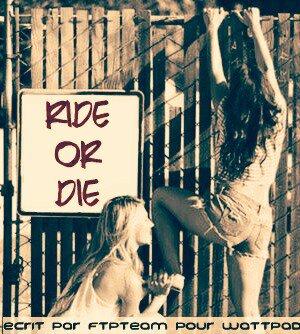 Ride or die - Nouvelles du blog et nouveautés