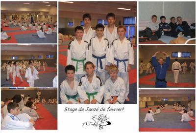 club karate janze