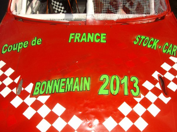 Coupe de France 2013 - Bonnemain 7 & 8 Septembre