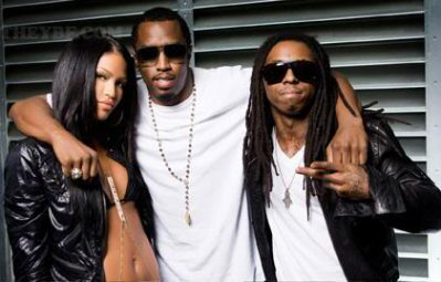 Diddy a rendu visite à Lil Wayne en prison.