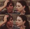 On tombe amoureux etcomme à chaque fois que l'on tombe,ça fait mal.