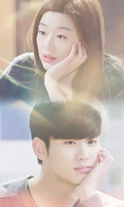 Kim Soo Hyun & Jun Ji Hyun // Do Min Jun & Cheon Song Yi