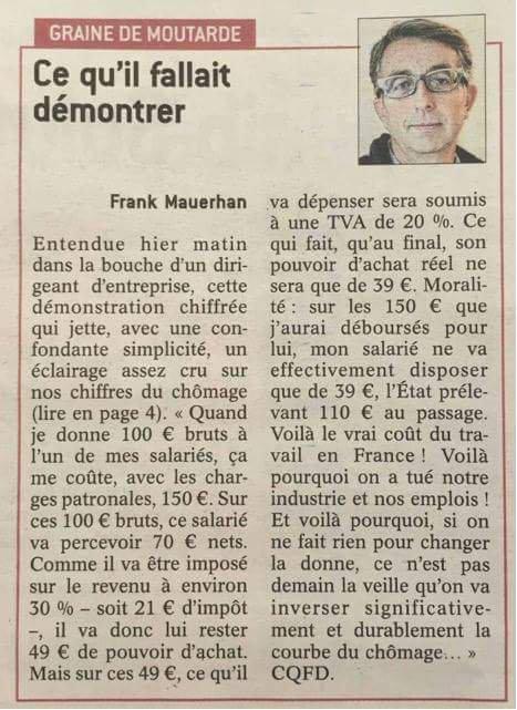 """Tien """"bon francois"""""""