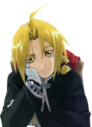 personnages: edward elric