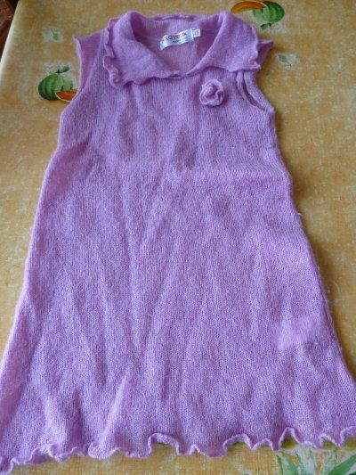 Robe tunique Clayeux 4ans : 6E