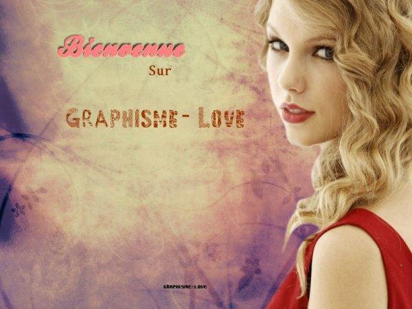 Bienvenue dans Graphisme-Love !