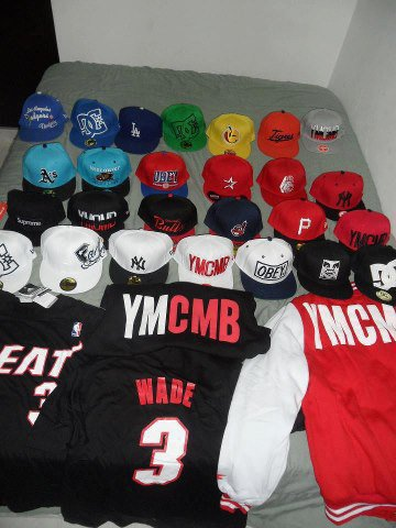 Ymcmb ♥ Jveux Tous !!