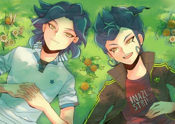 Les frères Tsurugi