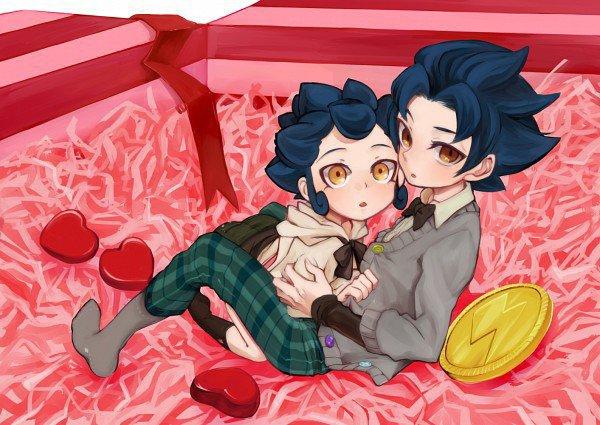 Saint Valentin entre frère XD