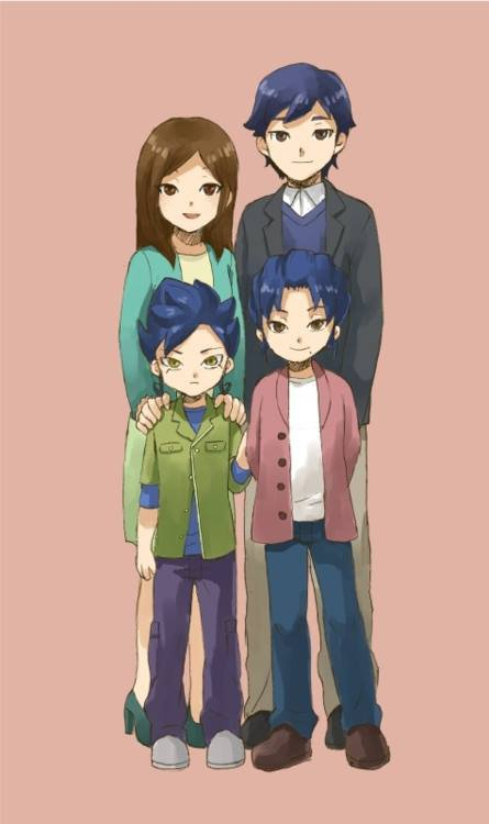 Famille de Tsurugi