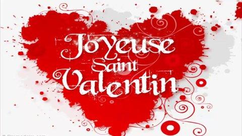Joyeuse St Valentin aux Couples mais aussi aux Célibataires comme moi !! x3