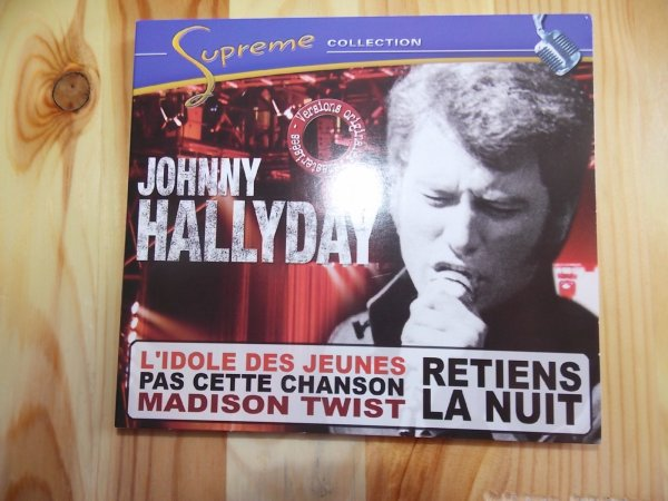 Nouveauté Johnny Hallyday