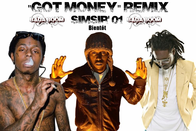 """Dernière Heure Avant L'Album / Simsir' 01 """"Got Money"""" REMIX (2014)"""