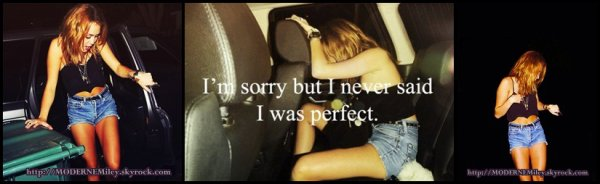 -Nobody's Perfect-   « I'm sorry! So sorry.. Really sorry! That I'm not perfect! »