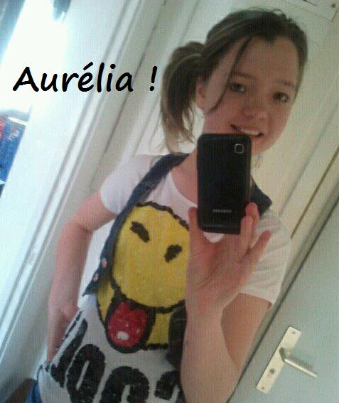 Ma Soeur de Coeur: Aurélia ♥