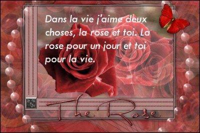 Declaration Damour Pour Toi Blog De Tony