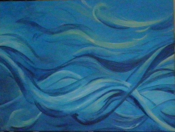 Quelques unes de mes dernières toiles.