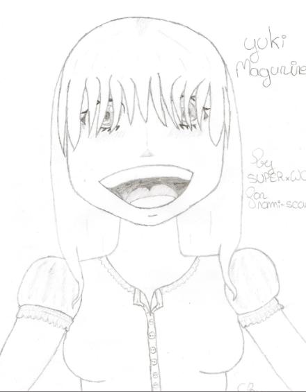 Yuki Magurine