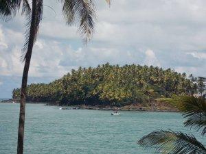 photos de vacances - les iles du salut-