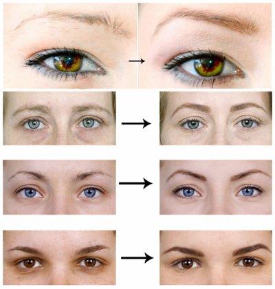 beauté: maquillage