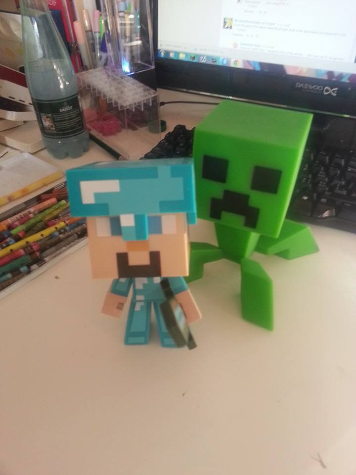 Mes Figurines =D