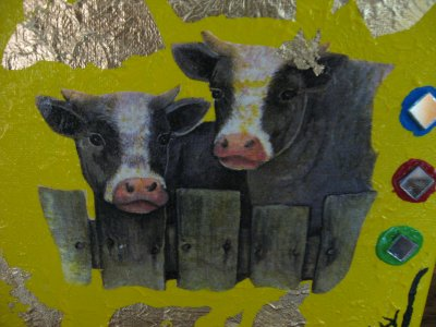 toile vaches 2