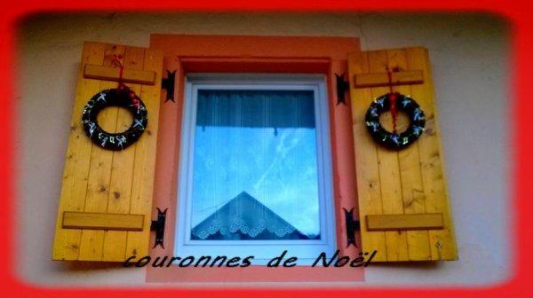 DEUX COURONNES DE NOEL.............................................................................................2013