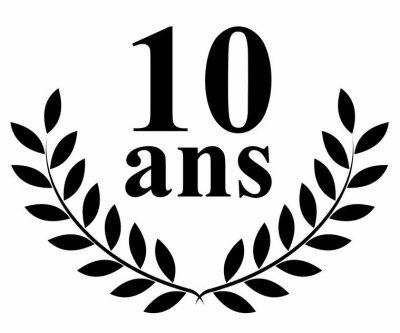 10 ANS DEJA