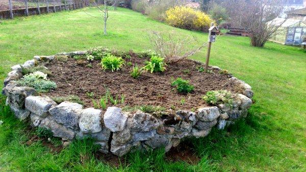 Une journée jardinage