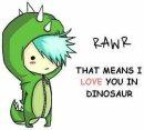 Photo de dinosaurs-go-rawr-x