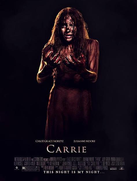 Remake a venir pour CARRIE