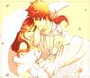 Le mariage de d'Ichigo et Orihime. Part 1