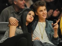 Sel et Justin au match des Lakers !!!